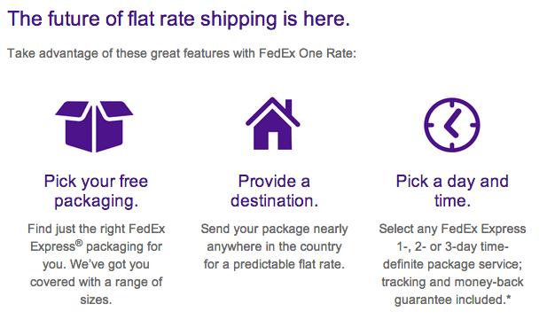 FedEx One