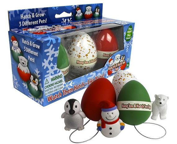 Hide Em Hatch Em Eggs Christmas