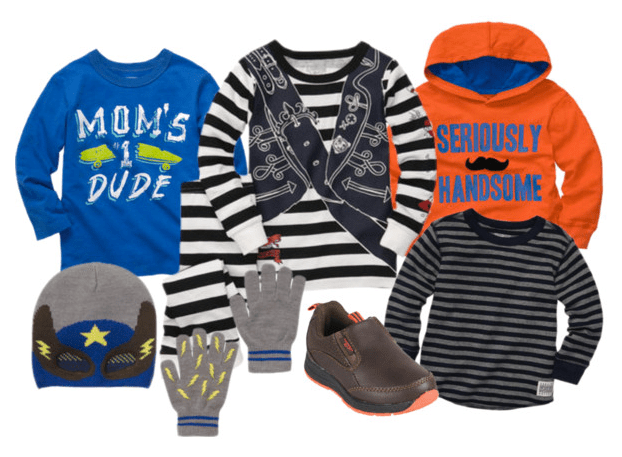 OshKosh B'Gosh Christmas Gift Ideas Boys