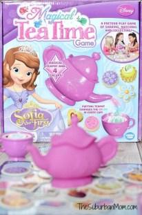 Sofia the First Game Magical Tea Time