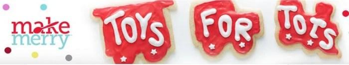 Toys for Tots Betty Crocker