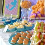 Little Mermaid Birthday Party decorations