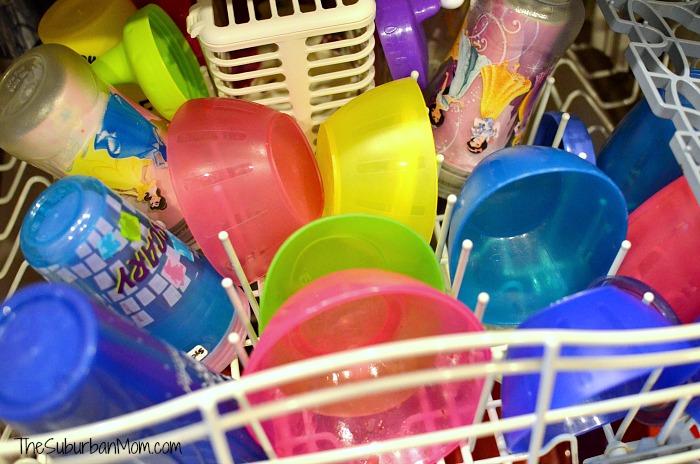 Dishwasher Dishes