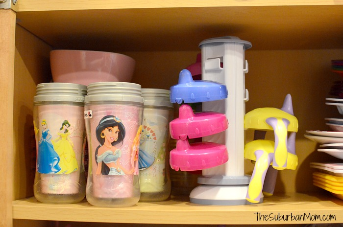 Playtex Smart Stand Sippy Cup Organizer