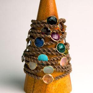 Soul Journey Birthstone Bracelets