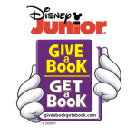 Give A Book, Get A Book With Disney Junior