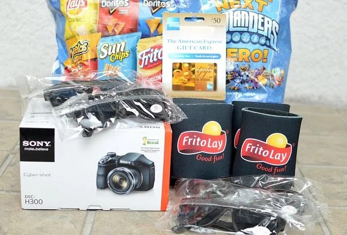 #FritoSpringBreak Prize Pack