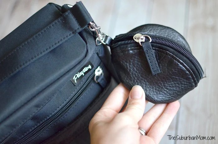 Playtex Insulated Bottle Tote Pacifier Holder