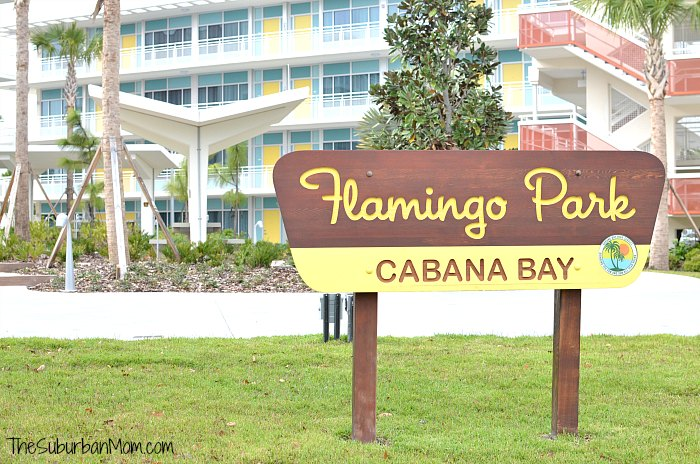 Cabana Bay Beach Resort Park Orlando