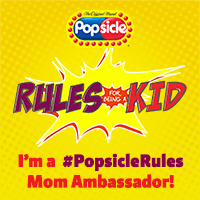 Popsicle Mom Ambassador
