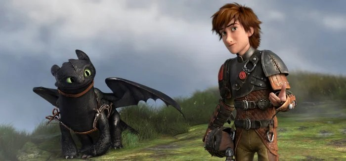 How to Train Your Dragon 2 Hiccup