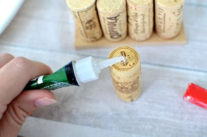 Cork Craft Krazy Glue