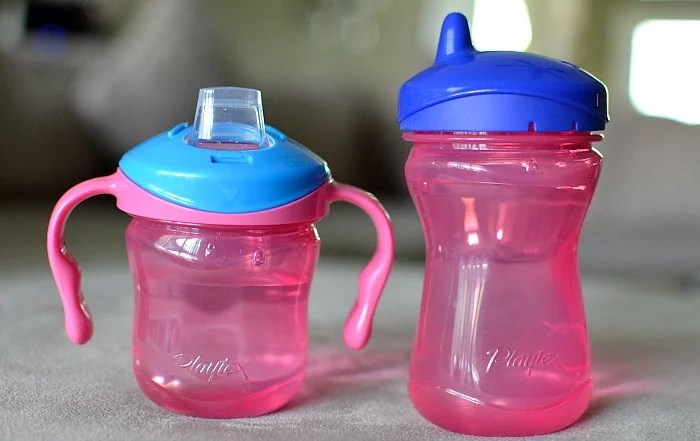 Playtext TrainingTime Anywhere Sippy Cups