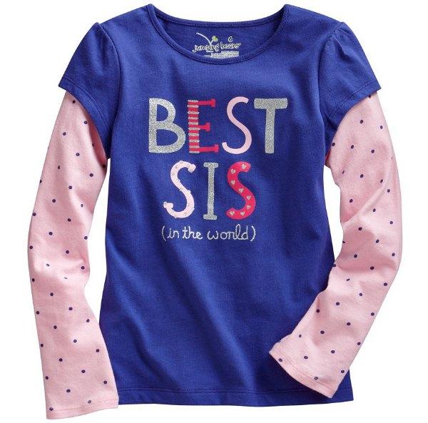 Best Sister Shirt