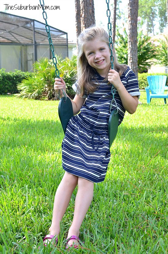 Oshkosh Back to School Dress