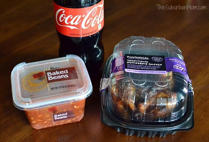 Walmart Coke Effortless Meals