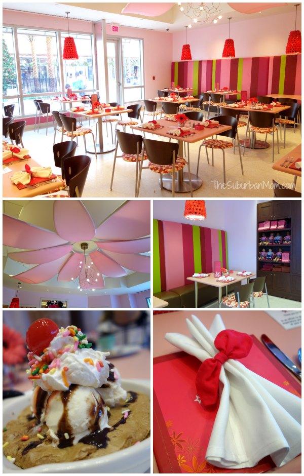 American Girl Store Bistro Orlando
