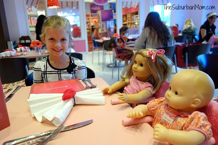 American Girl Store Bistro