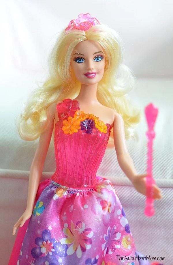 Barbie and the Secret Door Alexa