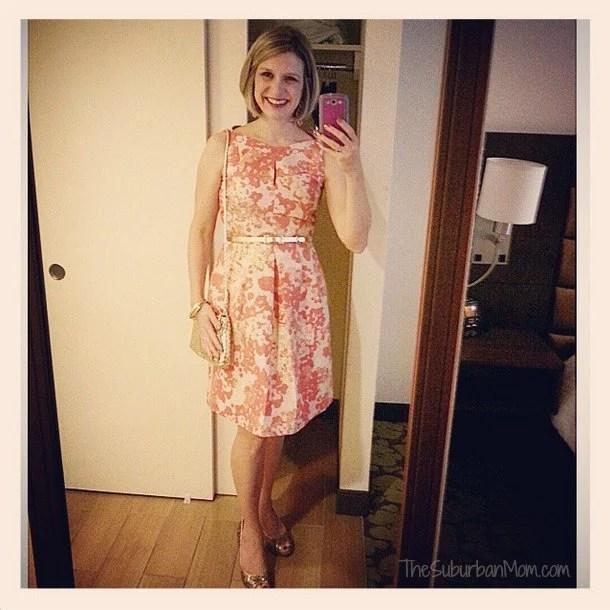 The Suburban Mom Red Carpet Dress