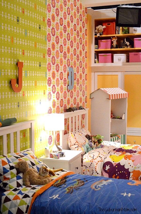 black-ish Set Twins Room