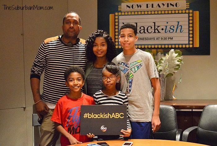 black-ish stars kids creator