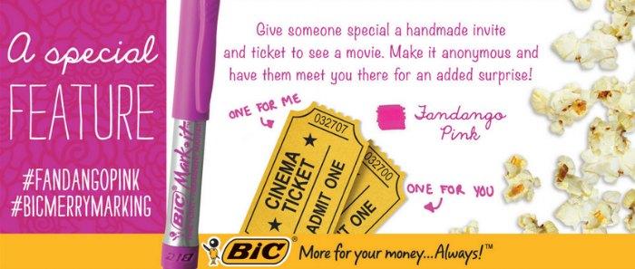 IOU Movie Tickets