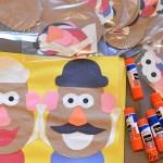 Mr Potato Head Craft