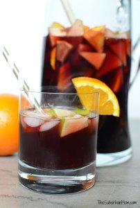 Easiest Sangria Recipe