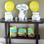 Celebrate Baby's Firsts With A Pampers Baby Shower