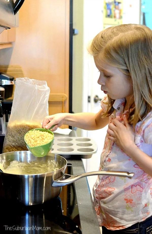 Easy Rice Krispies Treats