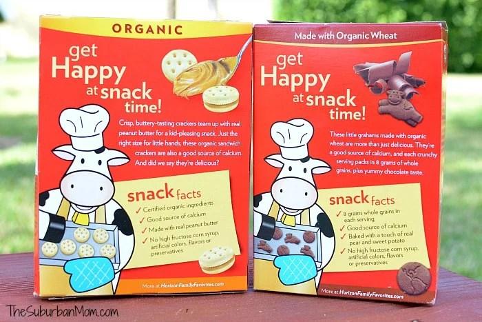 Organic Kids Snacks