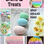 Easter Egg Crafts and Treats