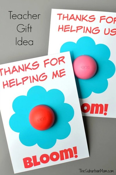 Last Day of School Teacher Gift Idea