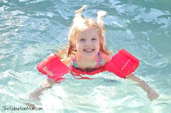 Stearns Puddle Jumper Pool