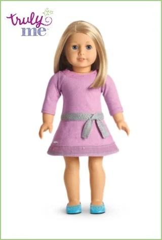 American Girl Truly Me Doll