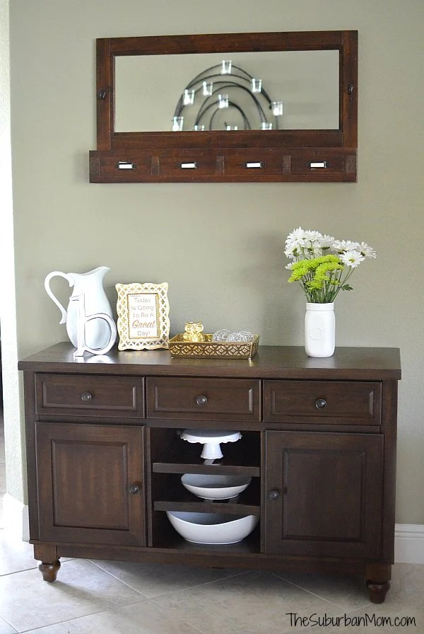 BHG Buffet Table