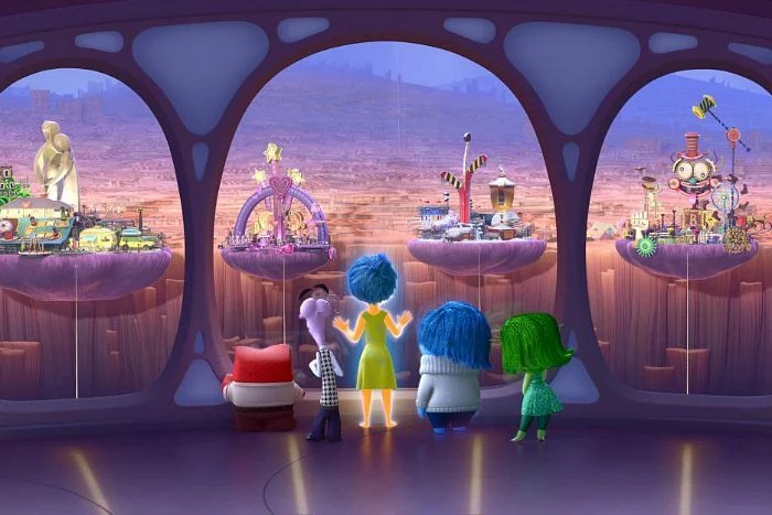 Inside Out Core Memories