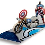 Lowe's Build & Grow Avengers Captain America Kids Clinic