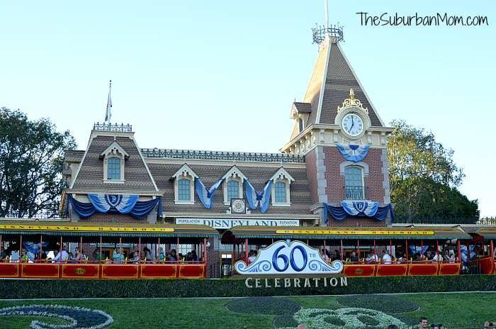 Disneyland 60th Celebration