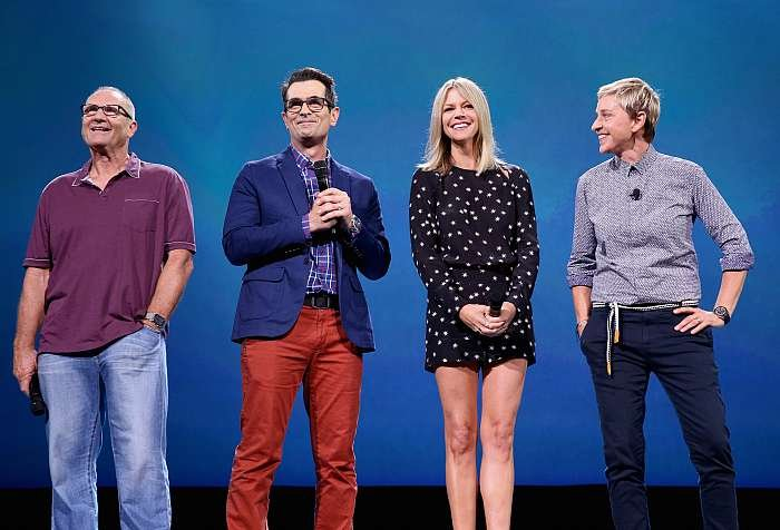 Finding Dory Cast at D23 Expo
