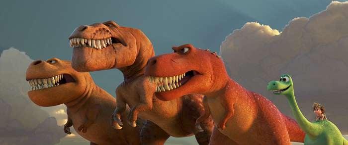 The Good Dinosaur D23 Expo