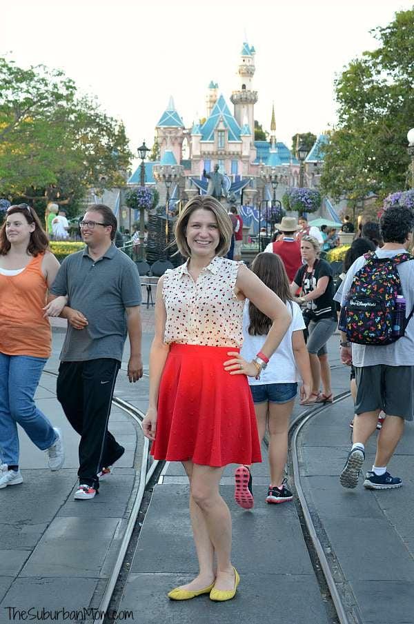 The Suburban Mom Disneyland
