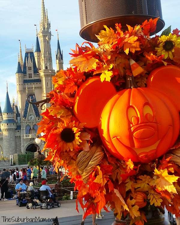 Magic Kingdom Halloween Decorations
