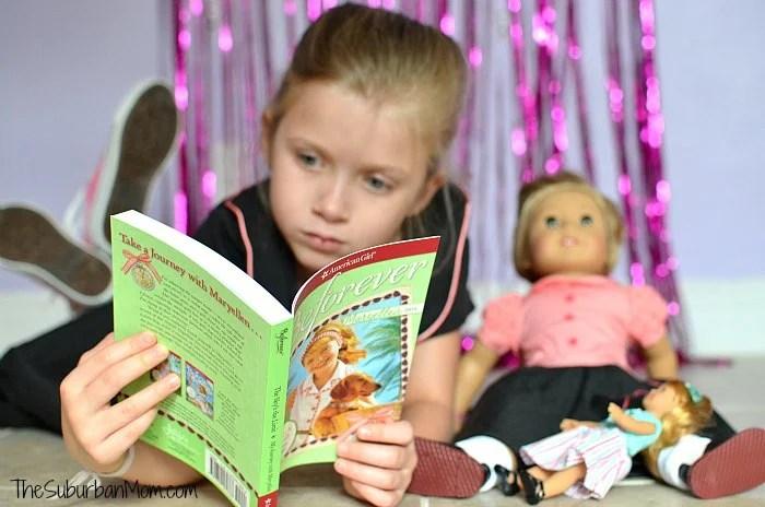 American Girl Maryellen Book