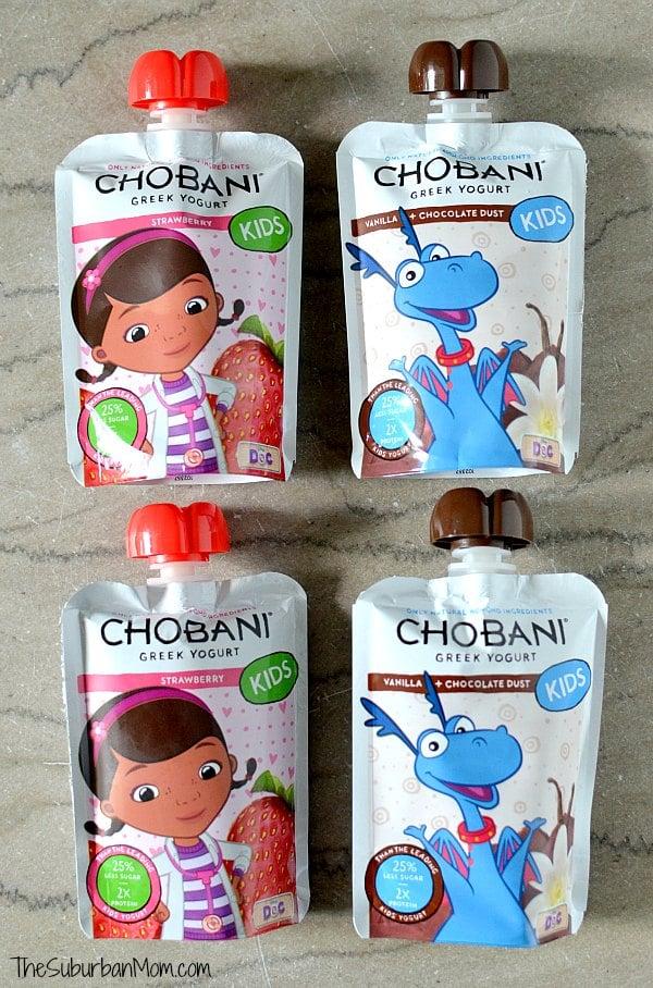 Chobani Kids Greek Yogurt