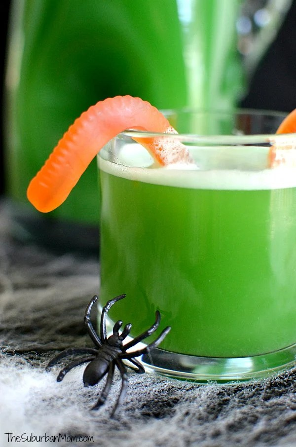 Halloween Punch Witches Brew