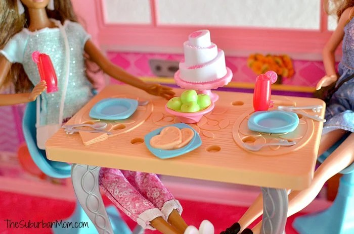 Barbie Dream House Accessories