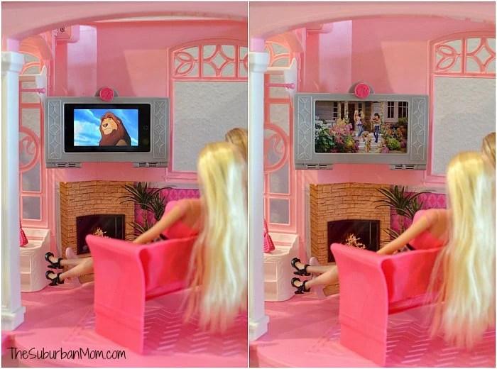 Barbie Dream House TV