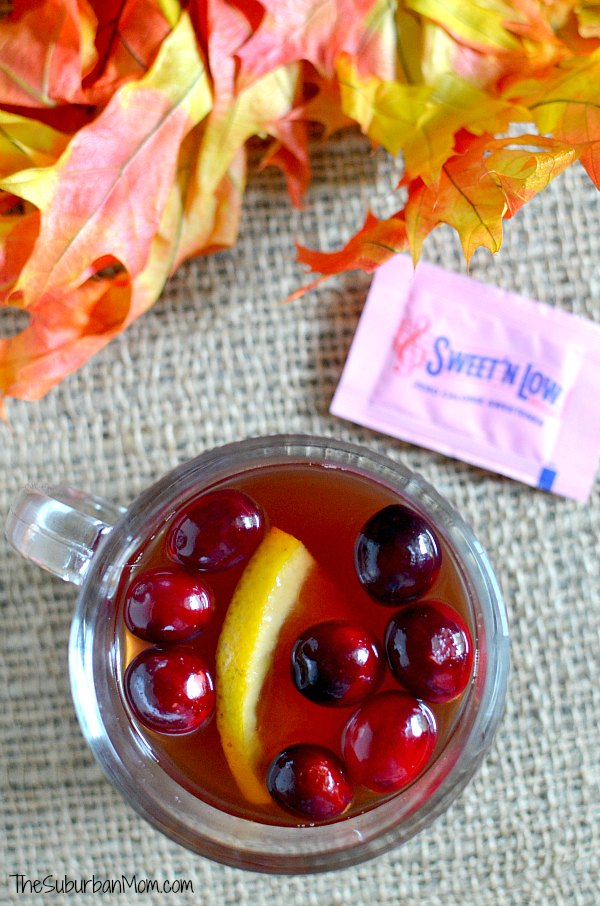 Cranberry Apple Punch Sweet N Low